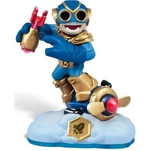 Skylanders Swap force boom jet