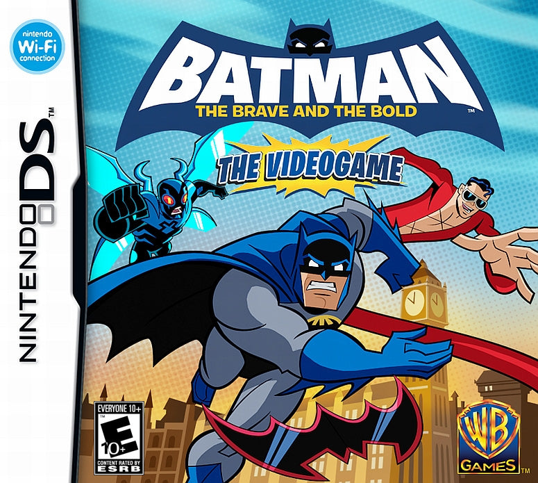 Batman the brave and the bold - the videogame