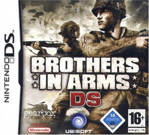 Brothers in arms DS