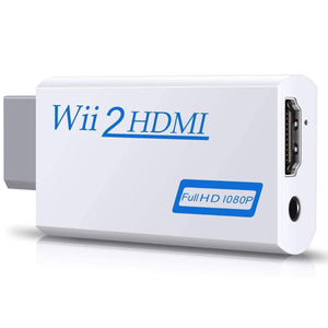 Wii HDMI adapter wit