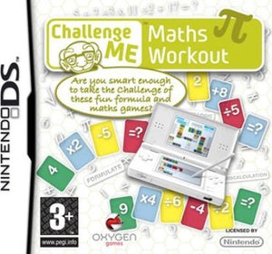 Challenge me - Maths workout (losse cassette)