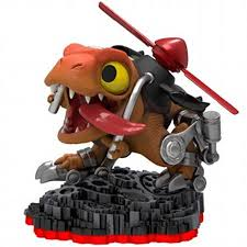 Skylanders Trap Team Chopper