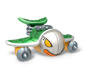 Skylanders Superchargers Clown cruiser