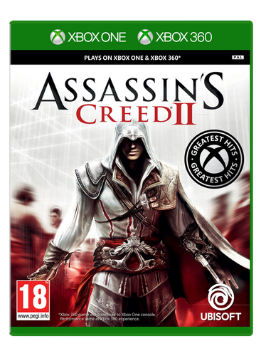 Assassin's creed 2 (Xbox one compatible)