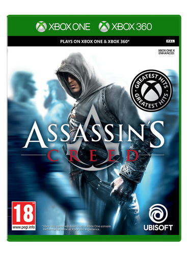 Assassin's Creed (Xbox one compatible)