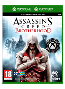 Assassin's creed Brotherhood (Xbox one compatible)