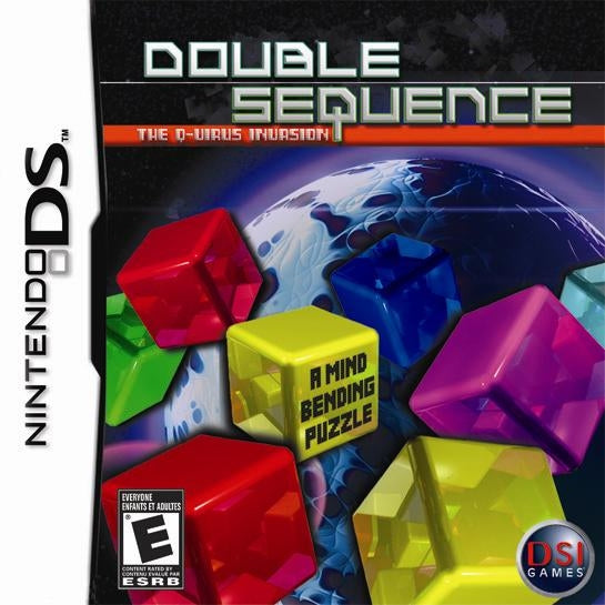 Double sequence - the q-virus invasion