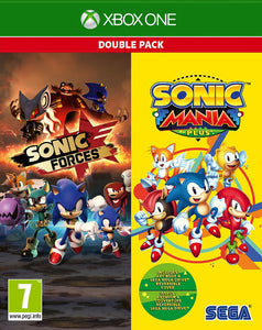 Sonic double pack (Sonic forces + Sonic mania plus)