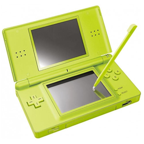 Nintendo DS Lite lime green USED