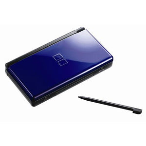 Nintendo DS Lite cobalt black refurbished