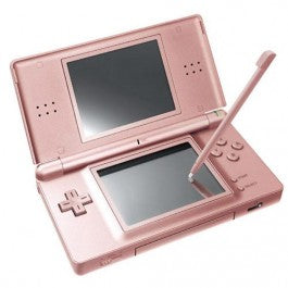 Nintendo DS Lite metallic rose refurbished