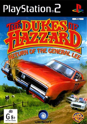 The Dukes of Hazzard the return of General Lee