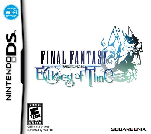 Final Fantasy Crystal Chronicles: Echoes of Time (import)