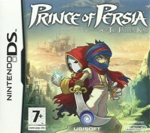 Prince of Persia the fallen king
