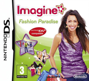 Imagine fashion paradise (losse cassette)