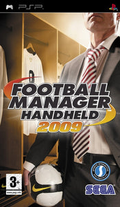 Football manager handheld 2009