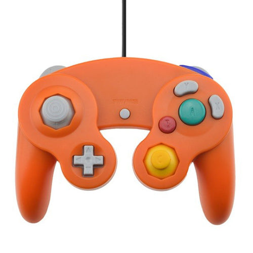 Gamecube controller 3rd party oranje