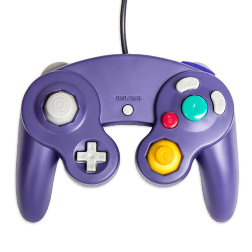Gamecube controller 3rd party paars