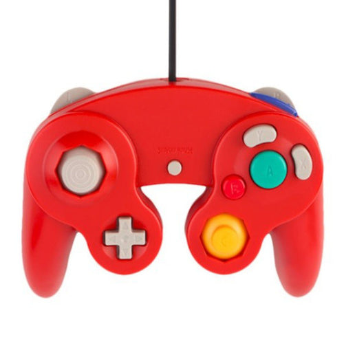 Gamecube controller 3rd party rood