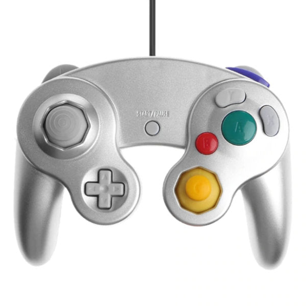 Gamecube controller 3rd party zilver