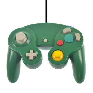 Gamecube controller 3rd party groen