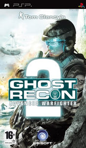 Tom Glancy's ghost recon advanced warfighter 2
