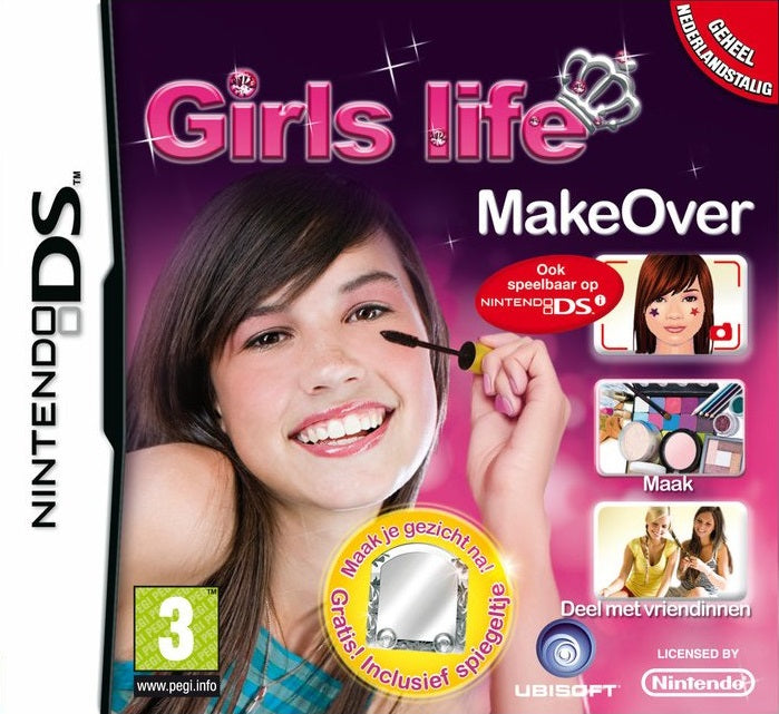 Girls life makeover