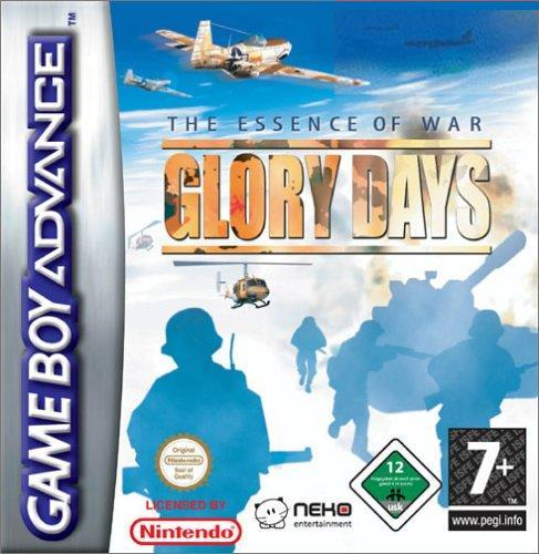 Glory days the essence of war