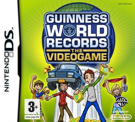 Guinness world records the videogame (losse cassette)