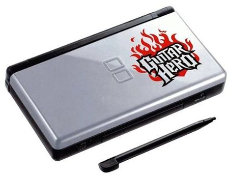 Nintendo DS Lite Guitar Hero refurbished