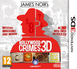 James Noir's: Hollywood crimes 3D