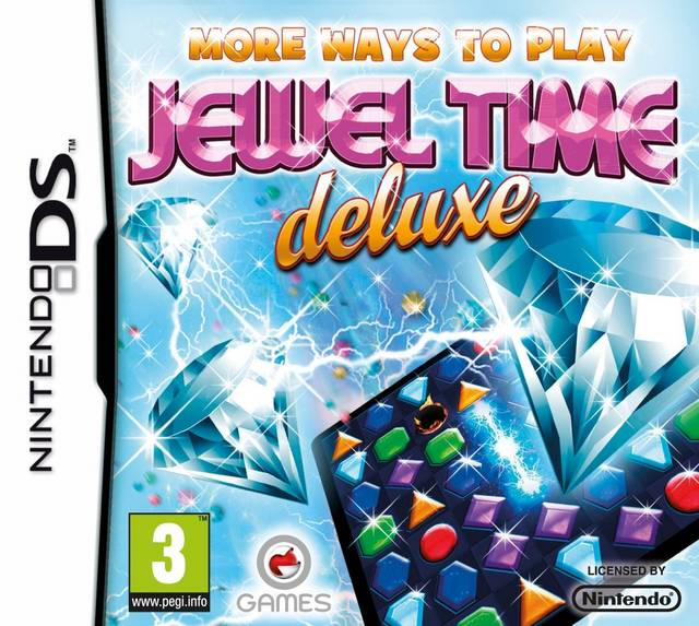 Jewel time deluxe (losse cassette)