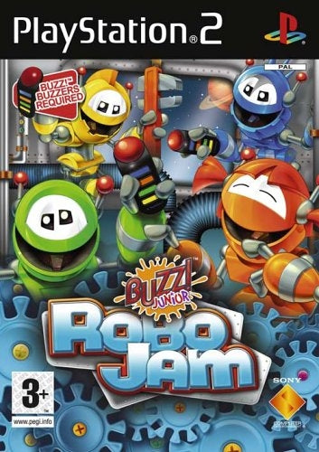 Buzz: junior - robojam