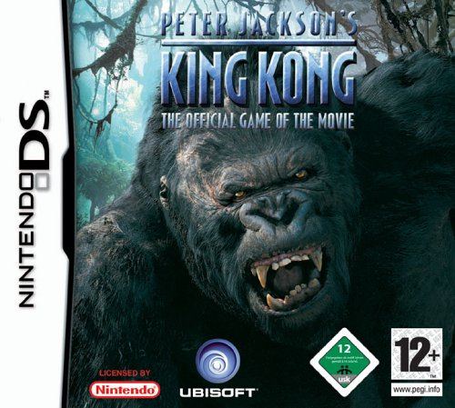 King Kong (losse cassette)