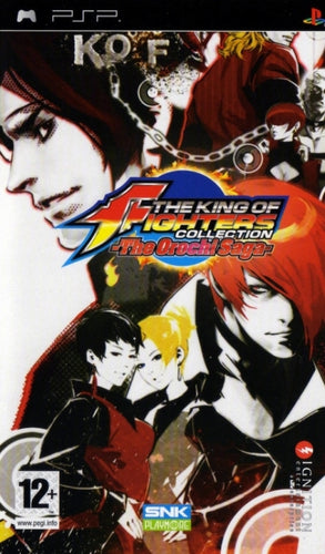 King of Fighters: The Orochi Saga