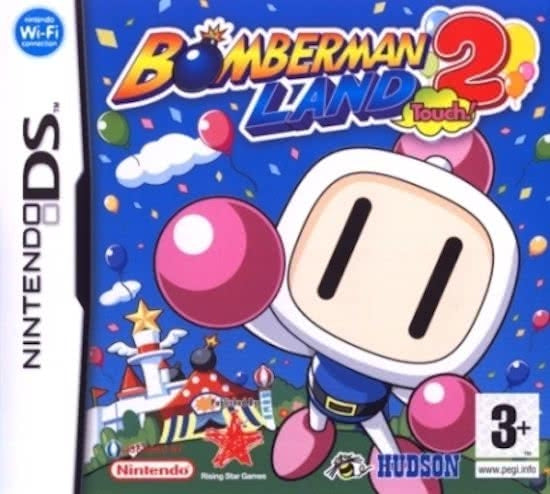 Bomberman land 2 touch!