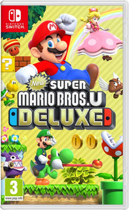 New Super Mario Bros U - deluxe