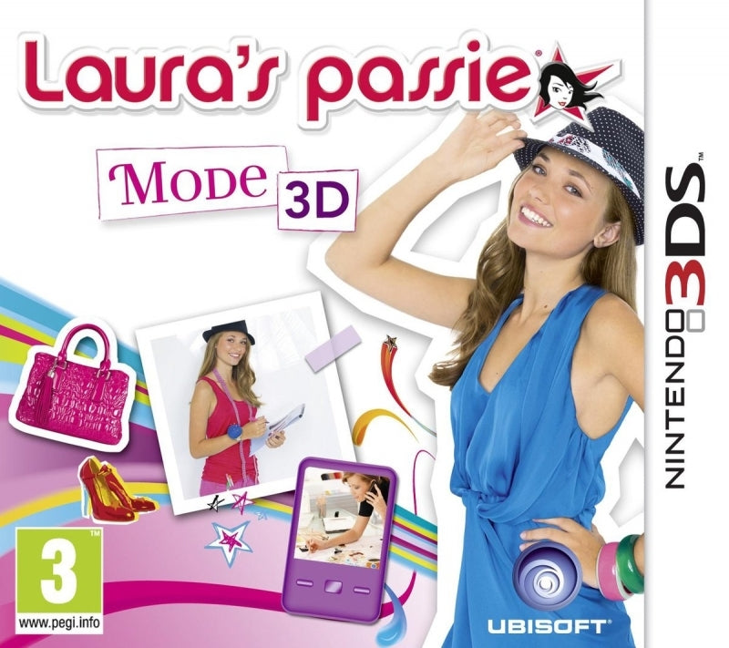 Laura's passie mode 3D