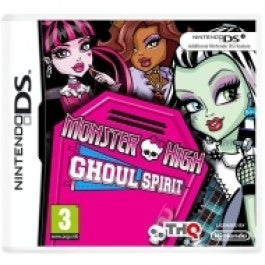 Monster High de graf geest