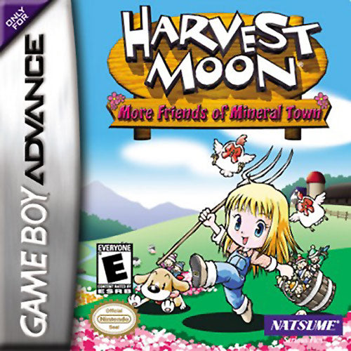 Harvest Moon More friends of mineral town (losse cassette)