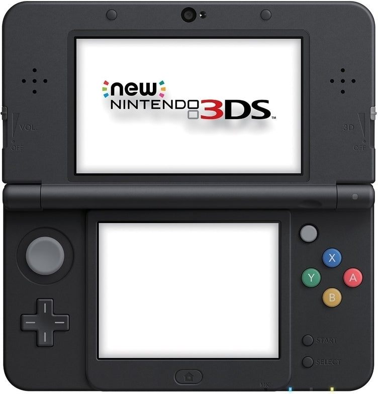 New Nintendo 3DS black boxed USED