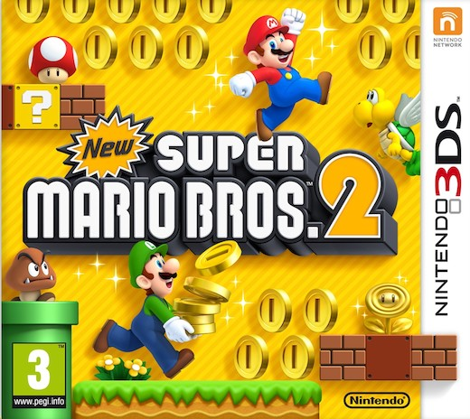 New Super Mario bros 2 USED