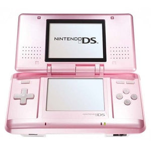 Nintendo DS pink boxed USED