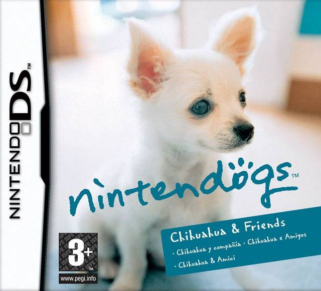 Nintendogs chihuhua & friends