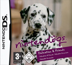 Nintendogs dalmation & friends