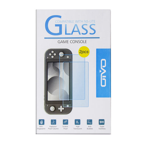 2 x Otvo 9H tempered glass screen protector Nintendo Switch Lite