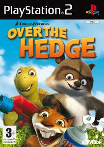 Over the hedge: beesten bij de buren