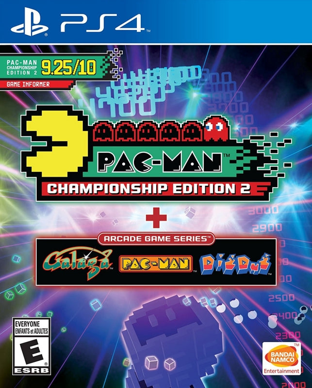 Pac-Man Championship Edition 2 + Arcade Game Series (import)