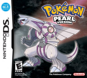 Pokemon pearl version (in seal, import)