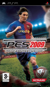 Pro evolution soccer 2009 (losse cassette)